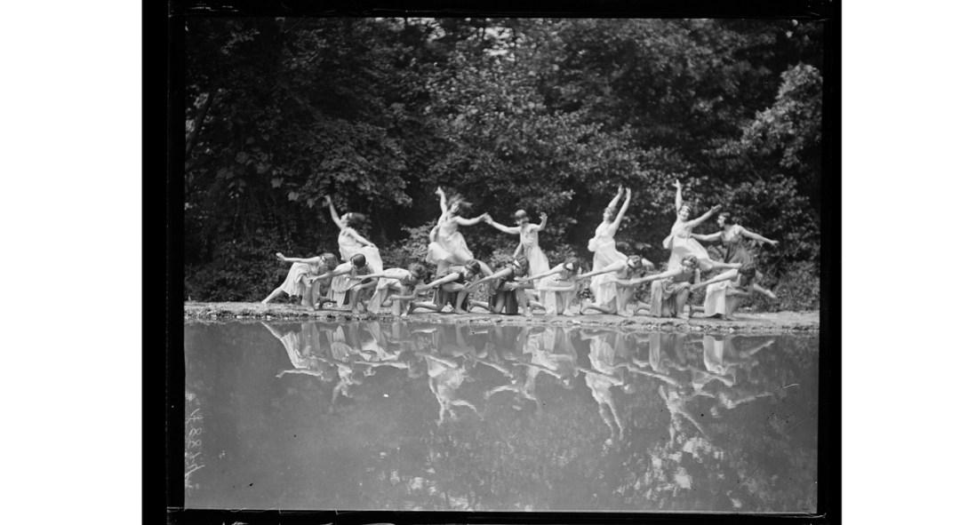 Harris_Ewing. Danza, 1924. Washington, Library of Congress.