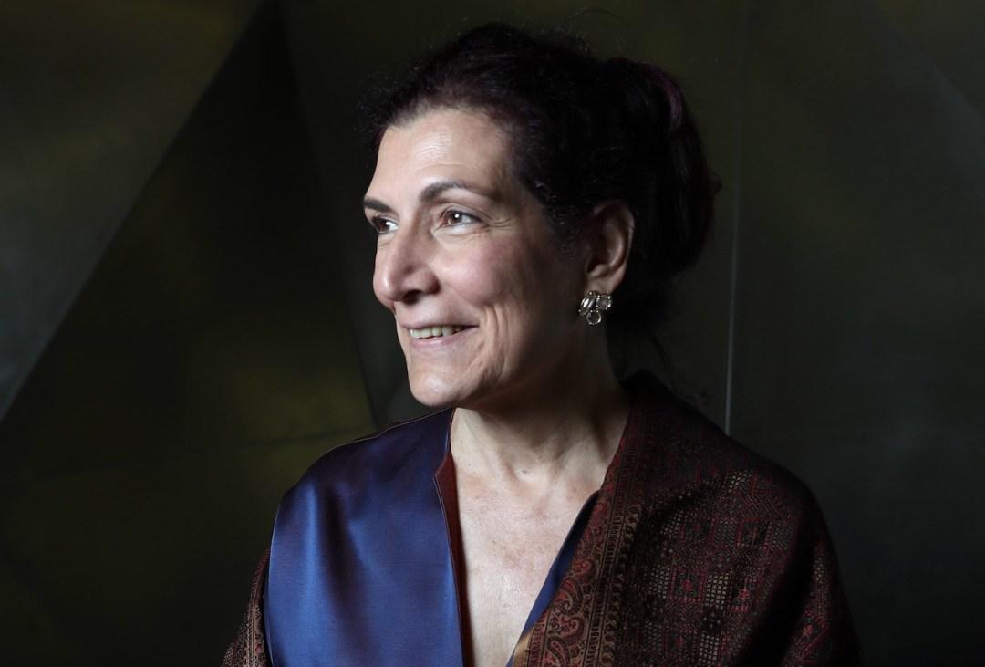Alma Guillermoprieto en Madrid en 2017. Imagen facilitada por la Fundación Princesa de Asturias