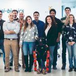 Elena García Armada construye el primer robot para que los pequeños puedan andar