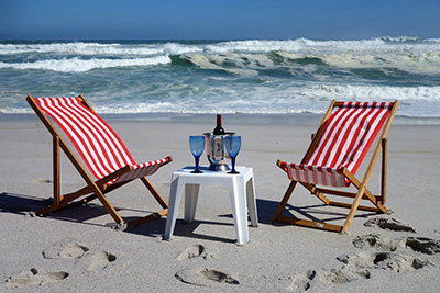 on the beach yzerfontein self atering holiday accommodation