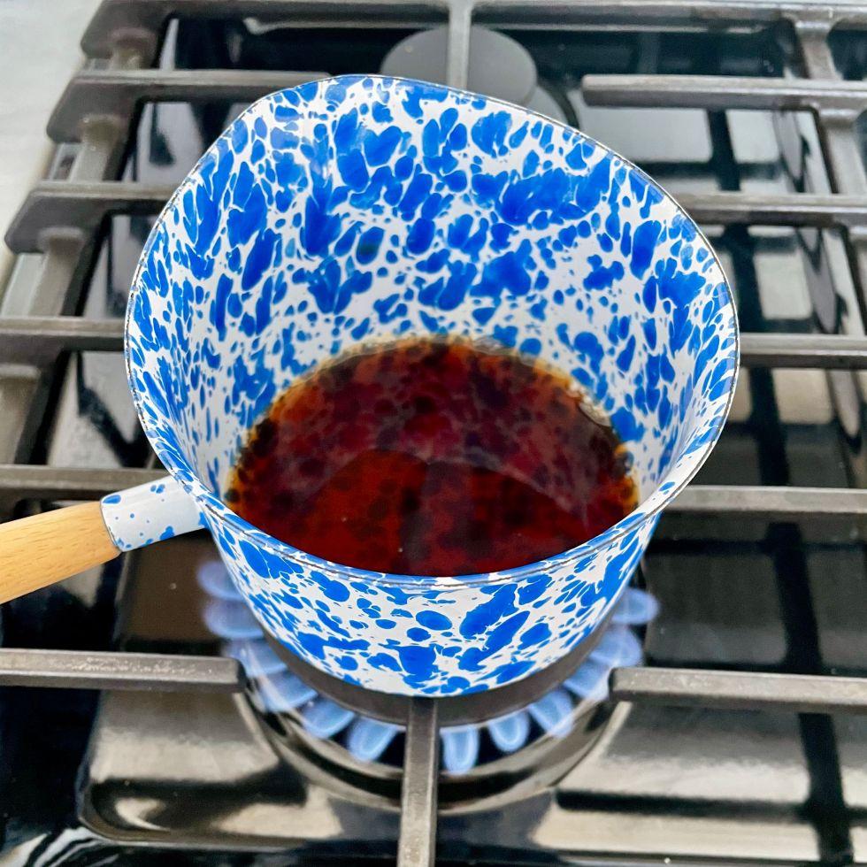 balsamic vinegar before