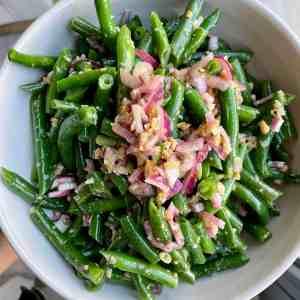 Italian Green Bean Salad Image