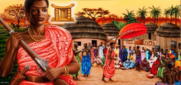 Nana Yaa Asantewa