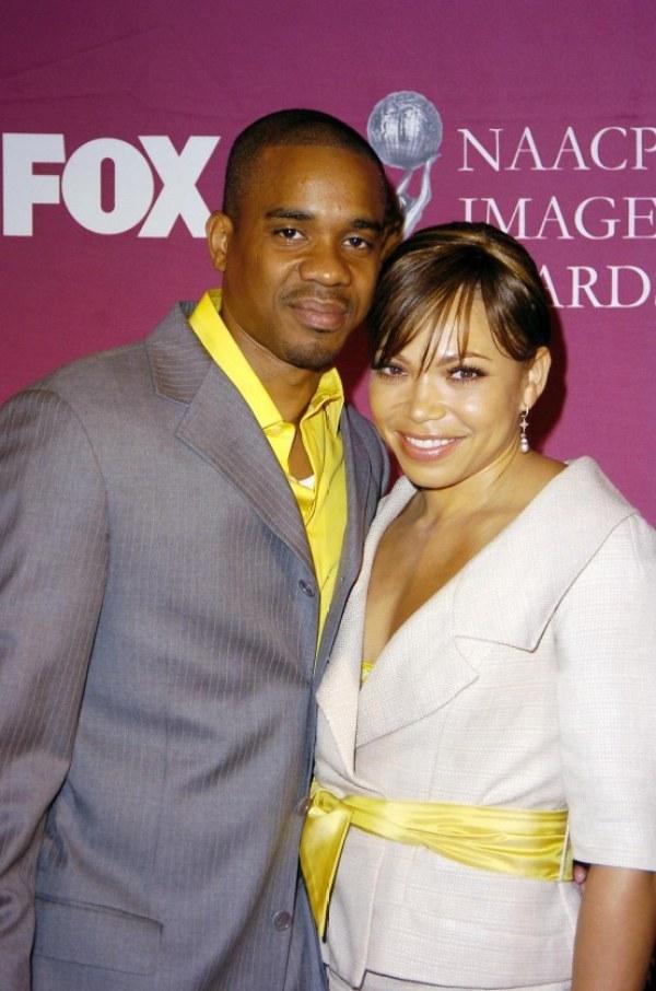 Duane & Tisha Cambell Martin