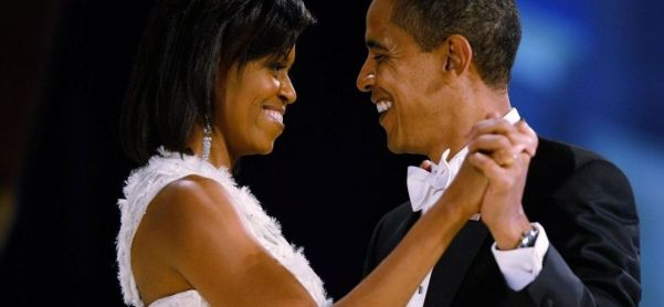 President Obama & First Lady Michelle Obama