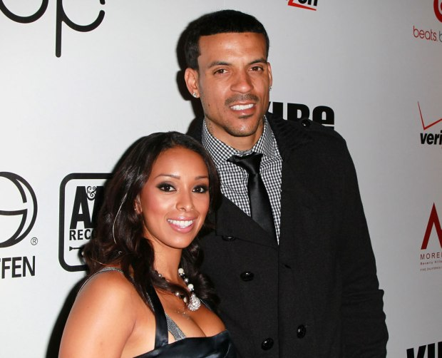 Gloria-Govan-and-Matt-Barnes