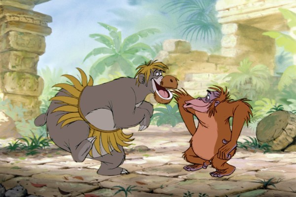 King Louie from 1967's Jungle Book