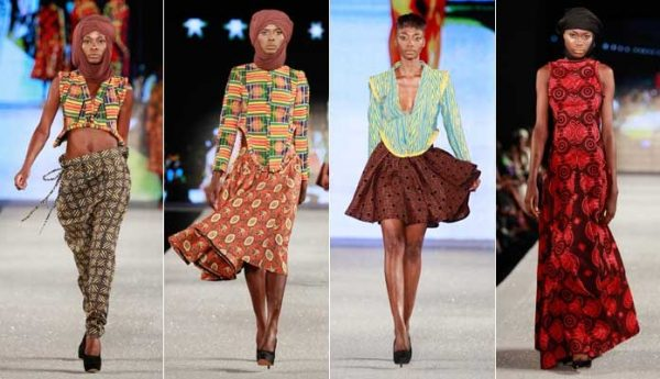 Assimilation of Kente Cloth into Mainstream Fashion