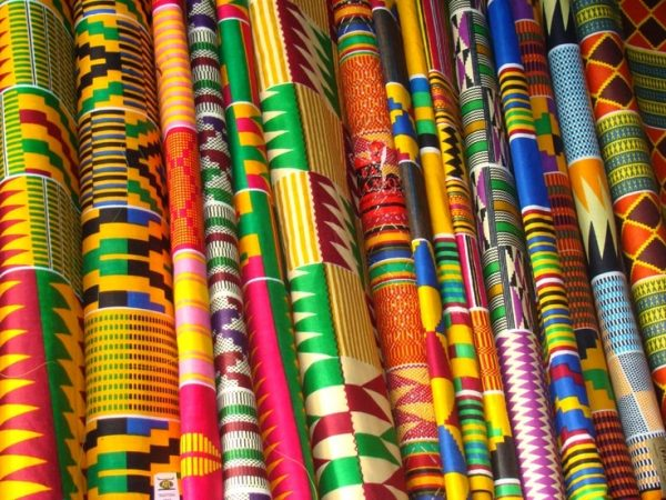 Kumasi as the Pioneer of Kente Cloth