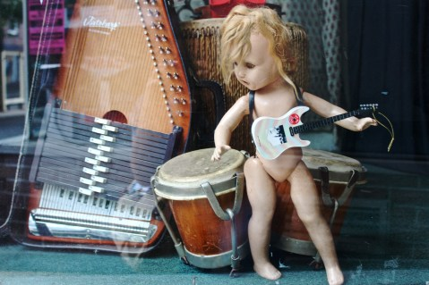 Naked Baby, Jamming Out