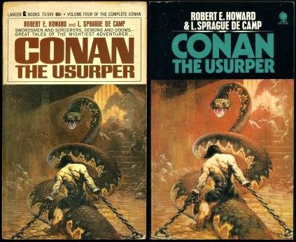 Frank Frazetta - Book 04 Conan the Usurper