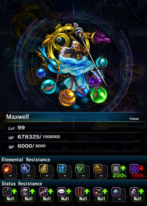Maxwell, the Creator