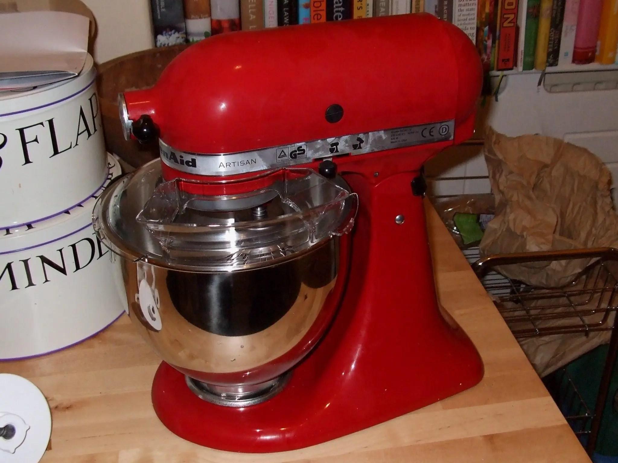 Kitchenaid 6 QT Mixer Review