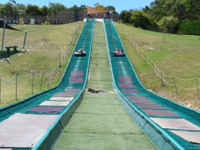 """""""Majorly Awesome"""" – Tube Slides at The Enchanted Garden ..."""