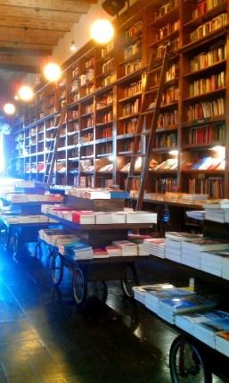 Paisaje del Libro- bookstore/cafe
