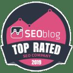 SEOblog_Top Rated SEO_Company_2019