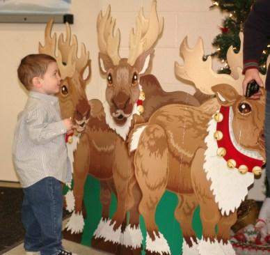 UMC_Santa_Reindeer are friendly