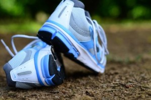 running shoes from Sherwood Oregon area Senior and Action Sports photographer