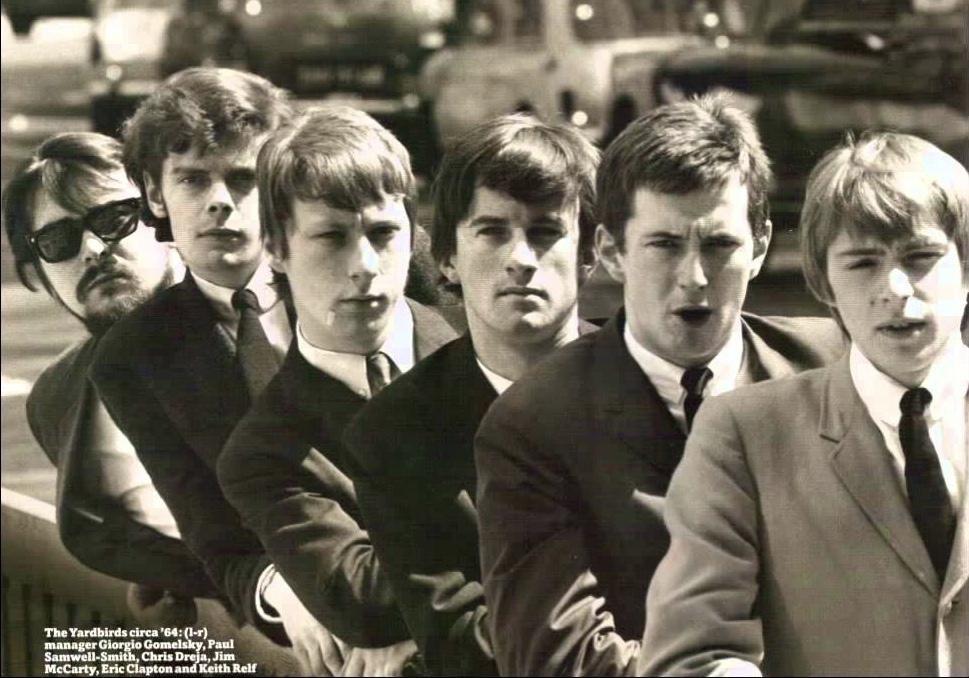Yardbirds Your Love
