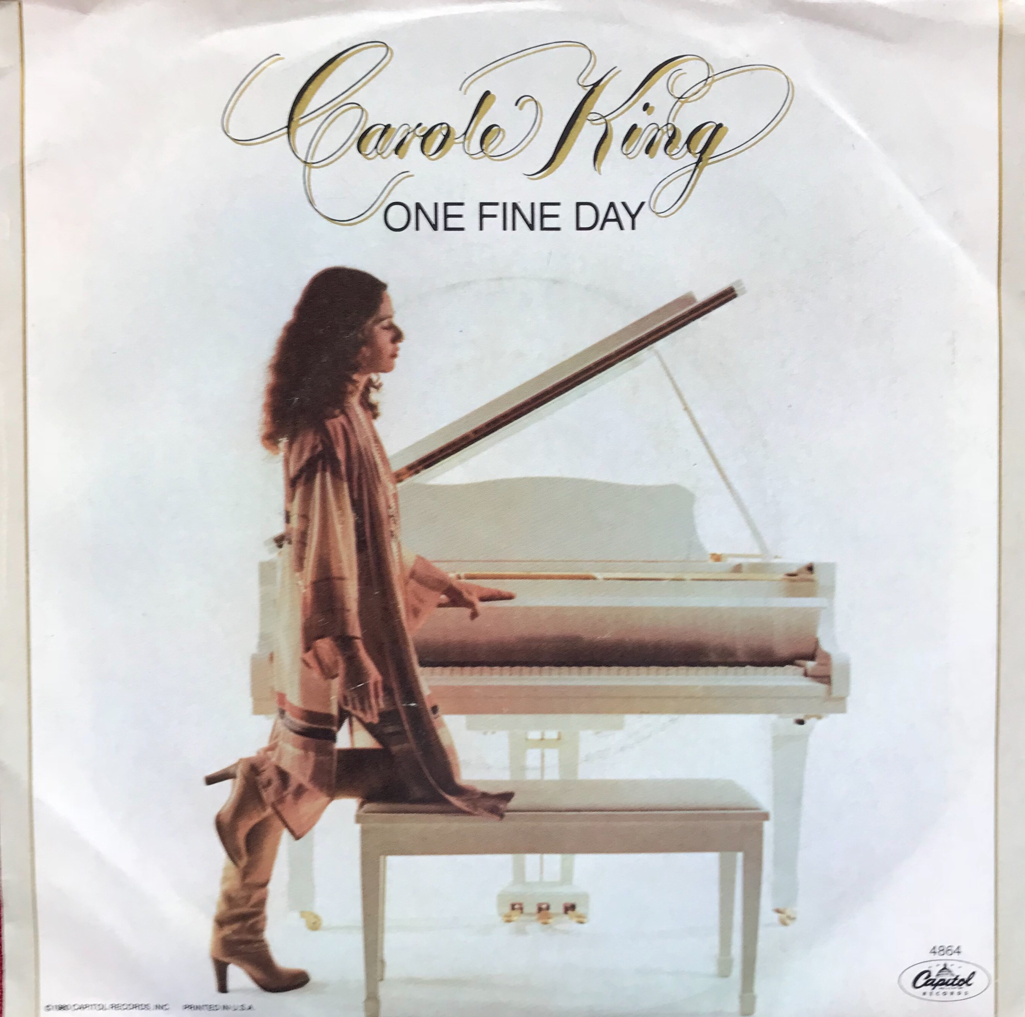 Carole King…Songwriter, then Singer – On The Records
