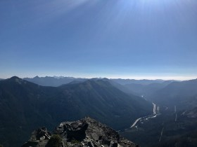 I-90 and the Central Cascades