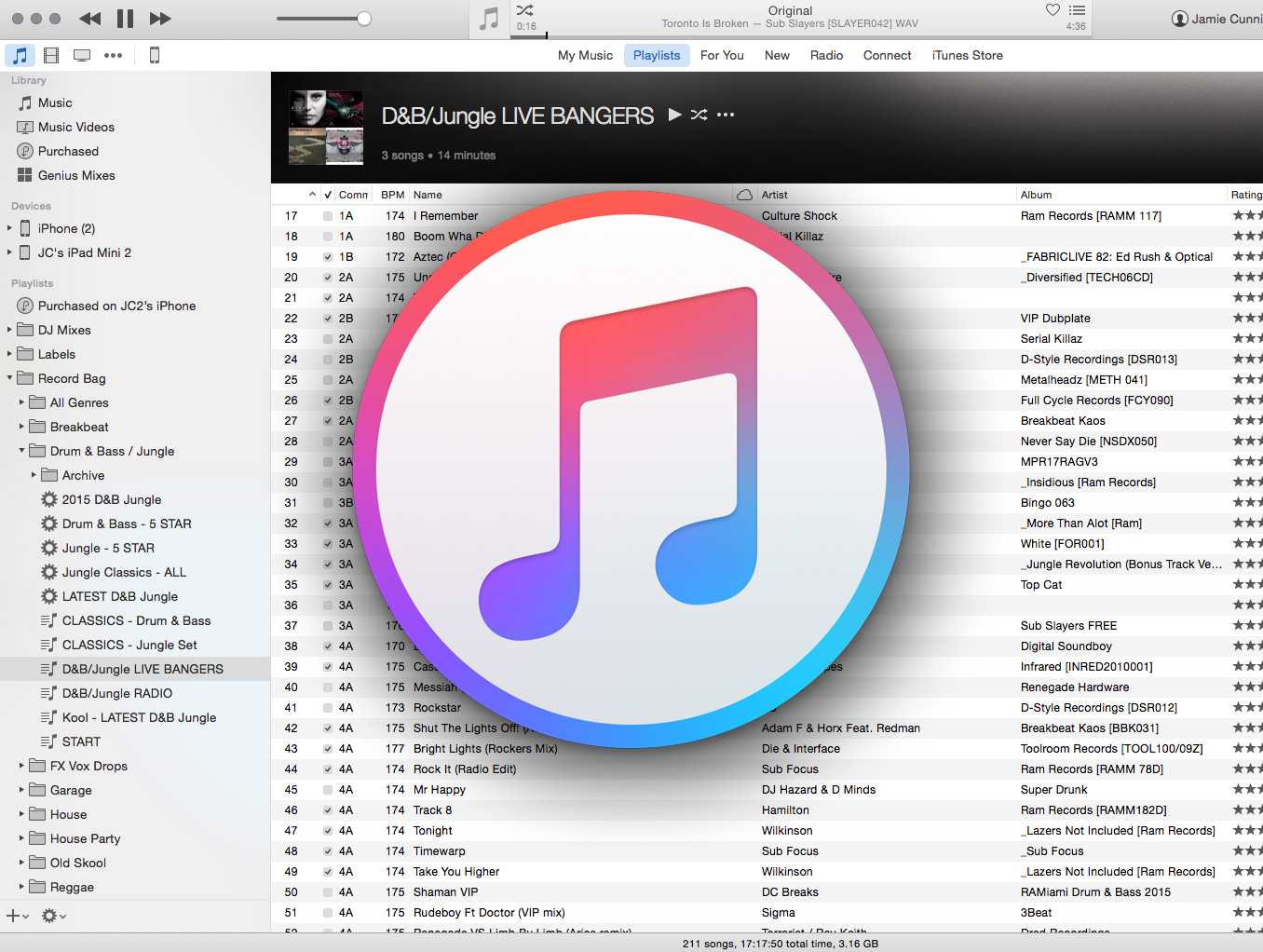 VIDEO] Setting up iTunes Preferences for DJs - On The Rise DJ Academy