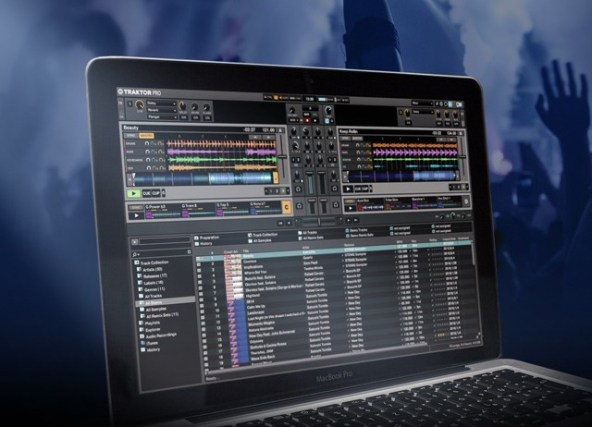 Traktor Pro Update: 2 10 3 - On The Rise DJ Academy