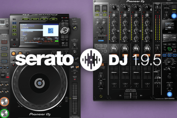 Serato DJ 1.9.5 Available Now