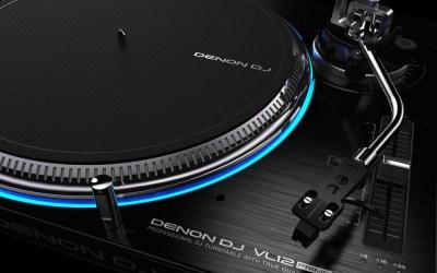 Denon DJ VL12 Prime Turntable