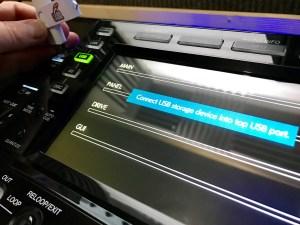 Update Pioneer DJ CDJ Firmware
