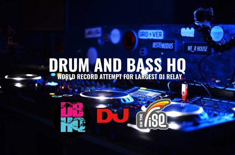 DNB-HQ-World-Record DJ Relay