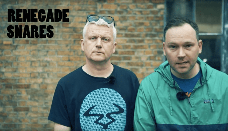 Renegade Snares - The Drum & Bass Story
