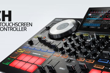 Reloop Touch for VJD