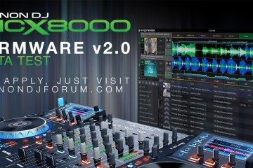 Denon DJ MCX8000 v2.0 public beta