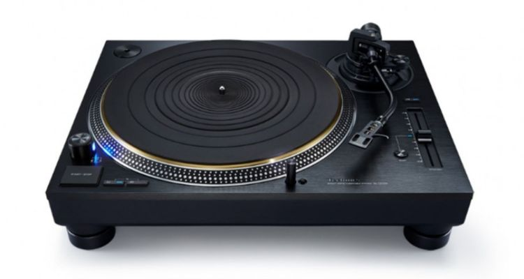 A New SL-1210G Turntable From Technics Just Dropped