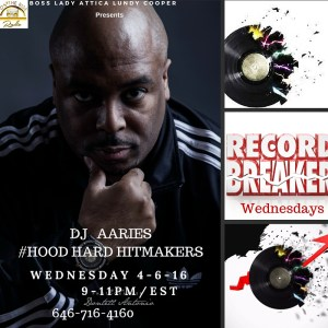 DJAAriesRecordBreakerWednesday