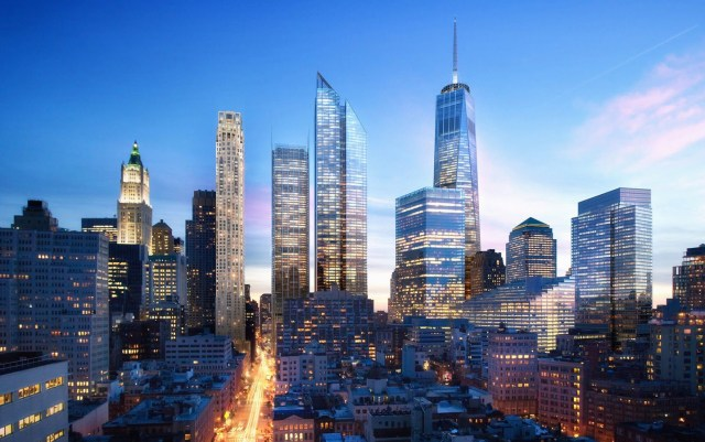 New York City Skyline - Google Images
