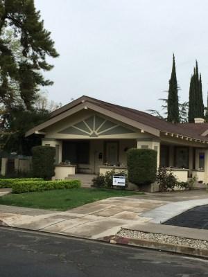Our Fresno Home