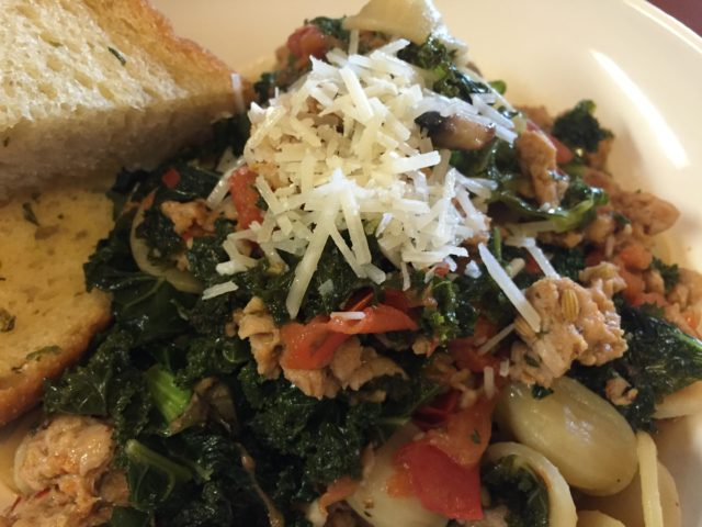 Chicken Sausage Kale Recipes Dinner Ideas