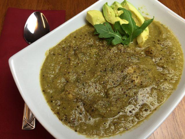 ULTIMATE Broccoli Cauliflower Soup