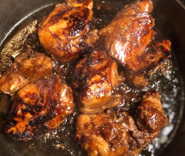 Balsamic Chicken Recipe Caprese Skillet Chicken