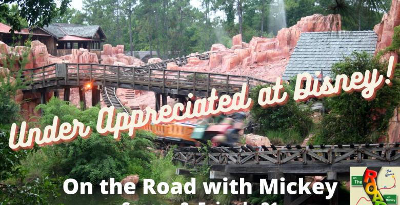 Under Appreciated at Disney