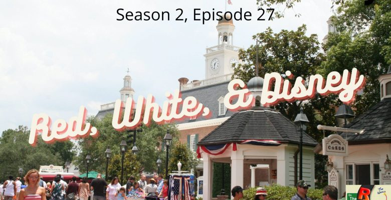 Red, White, and Disney