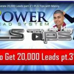 How to Work the Power Lead System