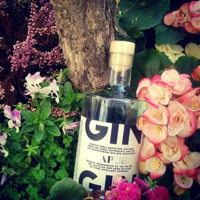 Napue Rye Gin Finland