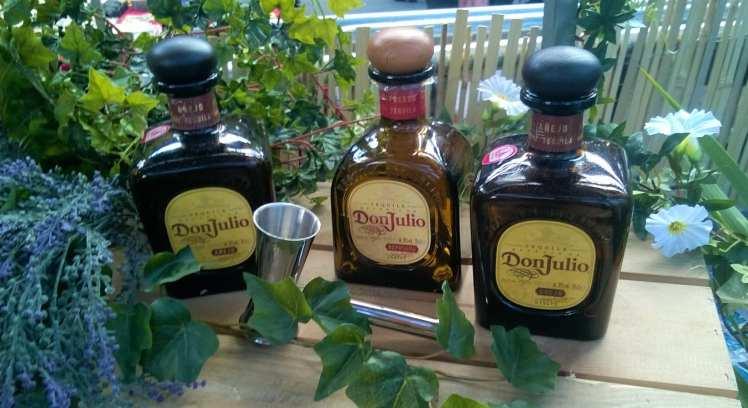 don julio tequila range