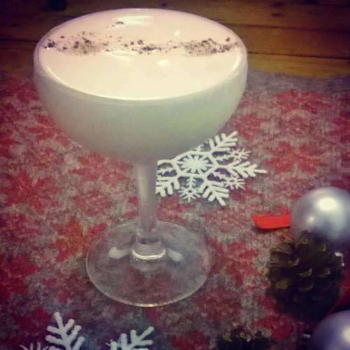 white chocolate cocktail