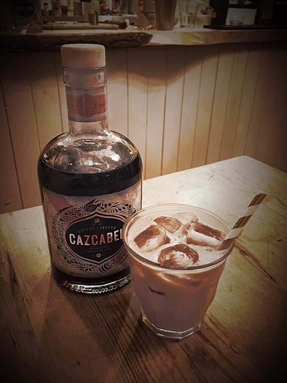 coconut cazcabel coffee