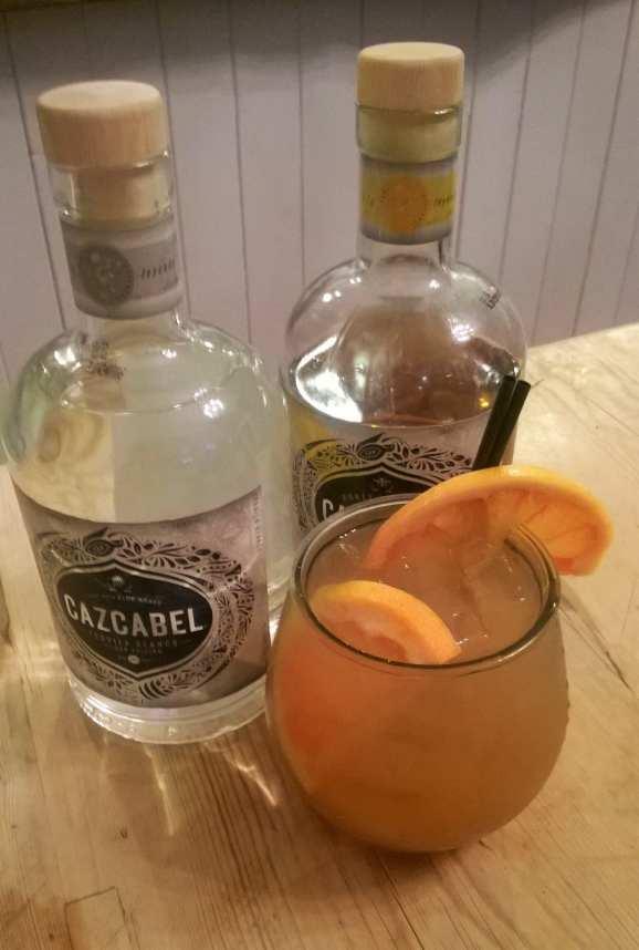 Honey Paloma Cazcabel