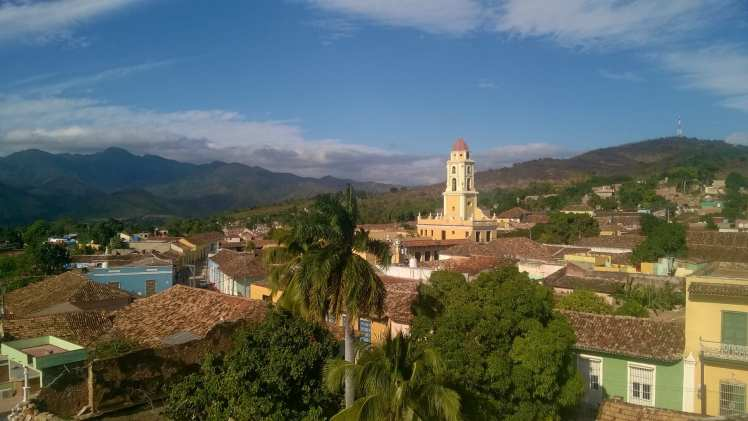 trinidad mountains